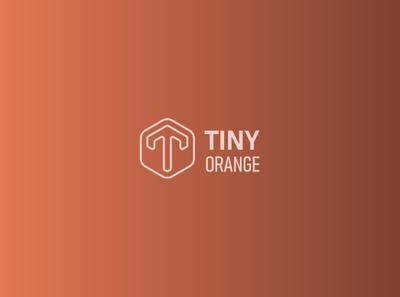 Tiny Orange golden ratio rebranding simple visual identity logos logo design logo logodesign branding design branding brand identity