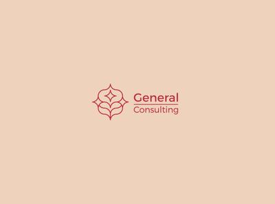 General Consulting minimalist logo creative logo rebranding logodesign branding design visual identity logo design logo branding brand identity