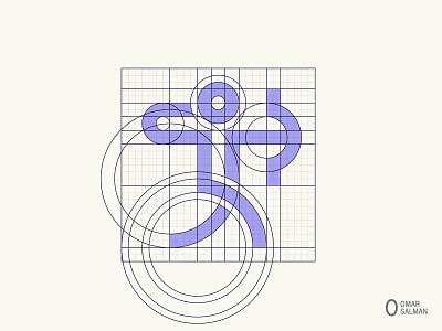 MVP Logo Construction minimalist logo branding golden ratio logos creative logo logo rebranding logo design visual identity brand identity