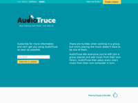 AudioTruce Home Page