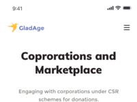Gladage corporations