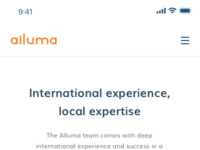 Alluma mobile partners