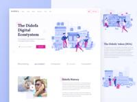 Didofa Landing Page