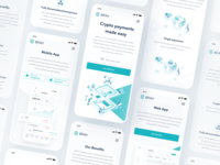 8pay Landing Page Mobile