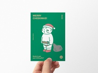 Christmas card for you