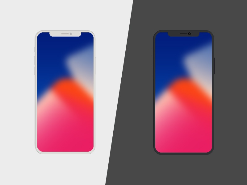 iPhone X free PSD and Vector file Free download by Arvind ...