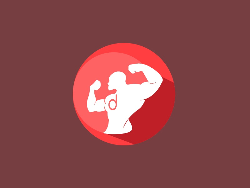 App icon gym fitness fitness logo gym app logo android logo free to use business logo simple logo logo design logo