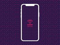 Adobe XD Playoff : Diamond Crystel