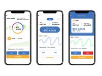 Bitcoin Screen