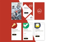 Fee Download App design XD