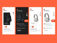 Product App Design