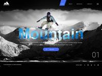 Mountain Web