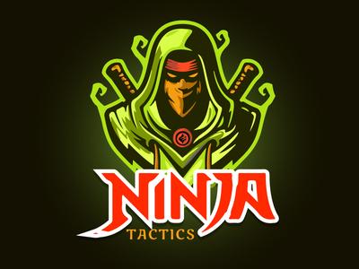 Logo Ninja Tactics