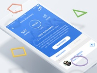 Jaab Mobile App - Event Page
