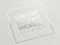 On top of the world / Studios (Spot UV)