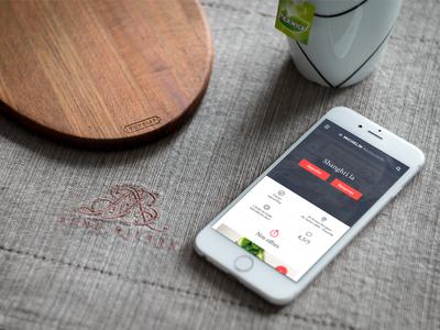 Michelin Restaurant Mobile Redesign