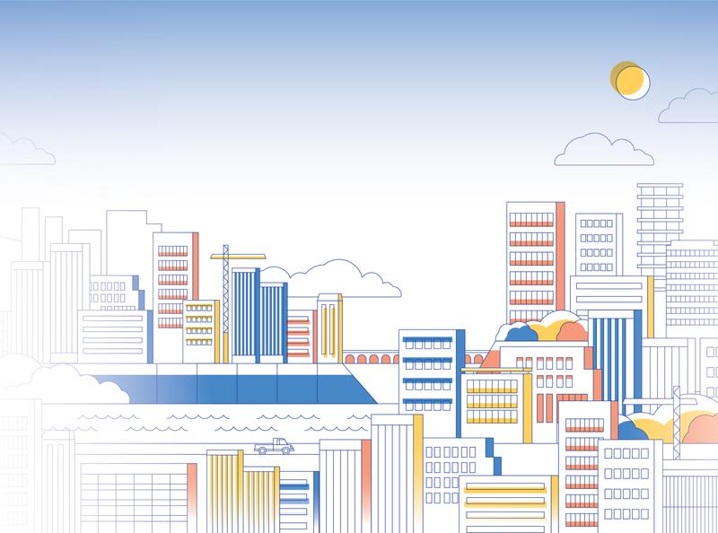 Concept Website Illustration