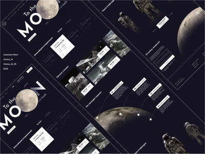 Ticket to the moon service inspiration travel booking ticket service space moon ux uiux uxui minimal uidesign interaction concept website web design ui daily creativity