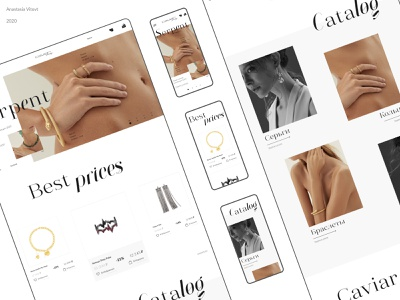 Jewelry store shop e-commerce redesign concept uxdesign mobile ui shop store ecommerce white redesign jewelry uiux inspiration creativity minimal uidesign concept website web design ux interaction ui daily