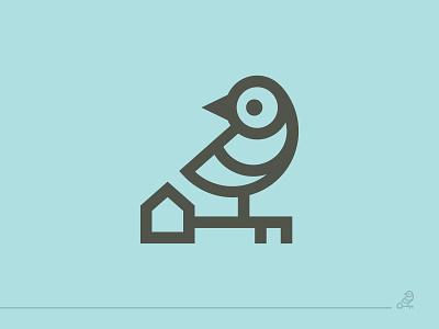 Songbird Homes Logo construction logo construction company bird icon bird logo bird merch apparel vector design logo logomark graphic design branding brand design