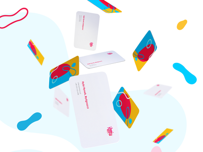 Cherry on Tour - Business Cards