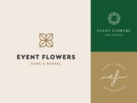 Event Flowers Logo