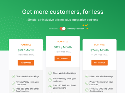 Pricing page marketing website pricing plans pricing plan pricing table pricing page pricing