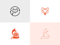 Logo explorations