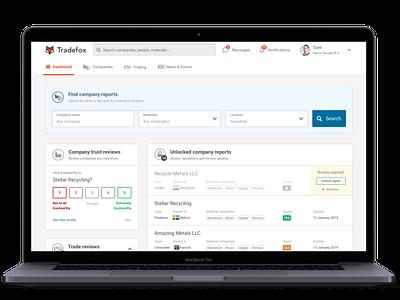 Reporting dashboard search bar search reporting ui design data desktop dashboard