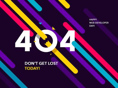 Happy 404 day!
