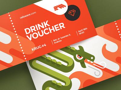 Krug Drink Voucher