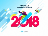 2018 wallpaper