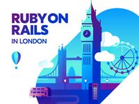 Bespoke Ruby on Rails Development in London