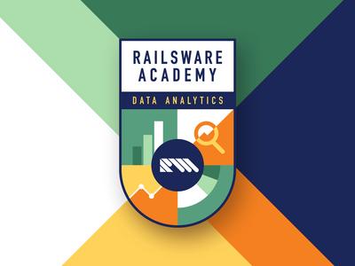 RW Academy Emblem For Data Analytics
