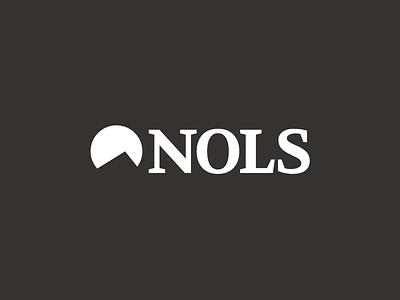 NOLS Logo Refresh graphic design redesign logo
