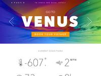 Spaced venus 2x