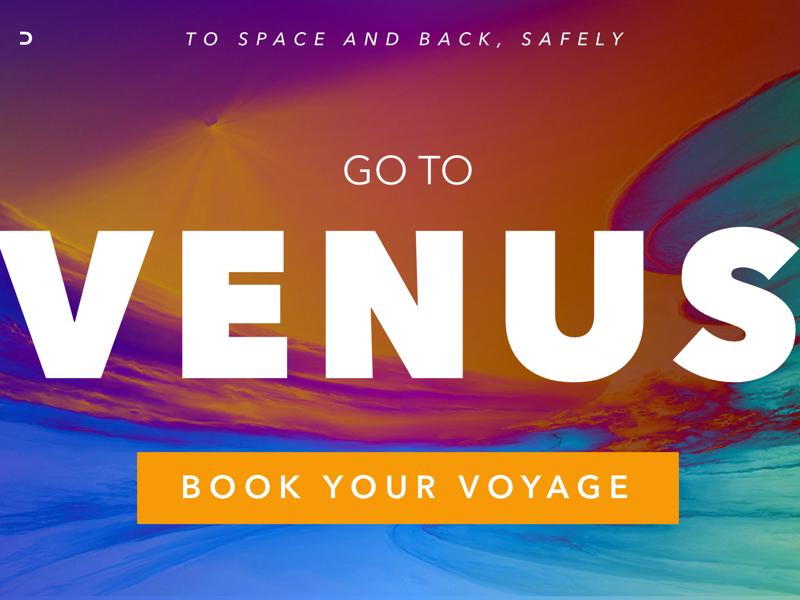 SPACED Challenge – Venus space travel when i look at the stars mars venus moon space spacedchallenge