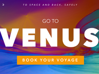 SPACED Challenge – Venus