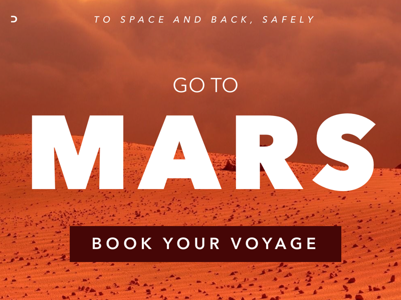 SPACED Challenge – MARS space travel when i look at the stars mars space spacedchallenge