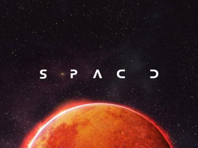 More Custom #SPACEDchallenge logo