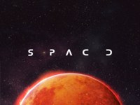 More Custom #SPACEDchallenge logo