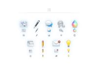 Litos 125 web icons - PSD, PNG, Refills