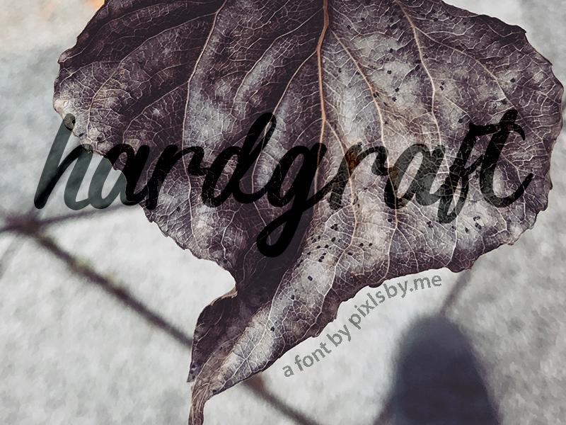 hardgraft - font graphic pixlsbyme creativemarket creative design photography logo web lettering font
