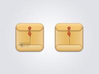 Mail iOS Icon