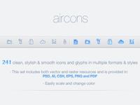 aircons iconset