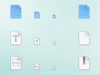 WIP - Icon Set