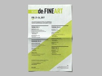 deFINE ART Poster