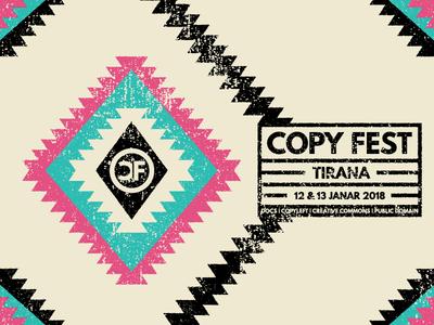 Copy Fest Tirana 2018 creative commons copyright copyleft tirana copy fest fest copy