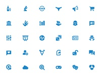 Censorship Category Icons