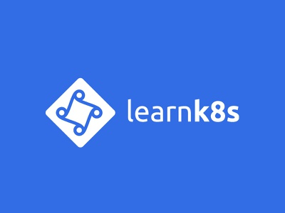 learnk8s logo ( Learn Kubernetes) logo workshop course kubernetes learnk8s
